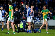 Hearing tonight as Ballyboden player hopes to overturn red card for All-Ireland club final
