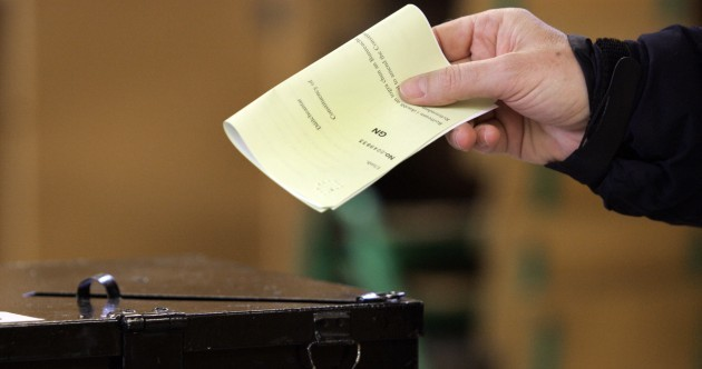 Here's the great TheJournal.ie guide to voting in an Irish election