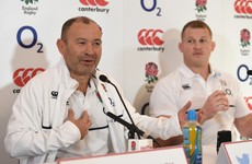 Eddie Jones stirs the pot: 'Sexton's mother and father would be worried about the whiplash'