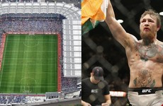 UFC chief: Croke Park still on the agenda but no guarantee of a return to Ireland in 2016
