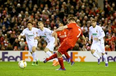 Liverpool survive nervy finish to book spot in last 16 of Europa League