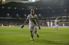 Spurs too strong for Fiorentina, Gary Neville's Valencia claim 10-0 aggregate victory