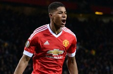 Louis van Gaal lauds 'unbelievable' Rashford after dream debut
