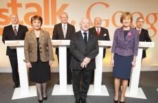 LIVEBLOG: The Presidential candidates' Frontline debate