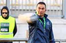 Marmion and Bealham released to Pro12 leaders Connacht for visit of Ospreys