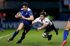 Ringrose and Te'o team up in midfield again as Leinster change eight for Zebre trip
