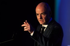 Gianni Infantino has been elected as the new Fifa president