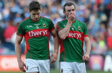 There are two big names back in the Mayo starting team to face Donegal