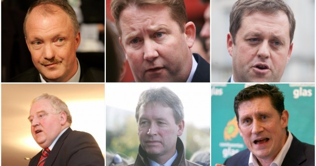 THE COMEBACK KIDS – the TDs from Bertie Ahern's last government who are back at the top table