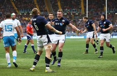 Scotland show attacking cutting edge to burn off Italian threat