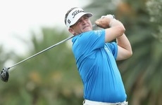 American golfer recovering after heart attack at Honda Classic