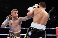 Carl Frampton beats Scott Quigg by split decision to become unified world champion