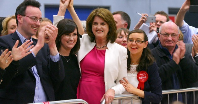 Waiting for Joan: The Tánaiste hangs on to her seat