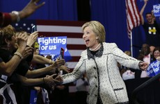 Hillary celebrates sweeping win over Bernie in South Carolina primary