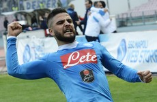 Napoli winger the latest footballer to be robbed at gunpoint in Naples