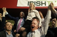 'Up Fianna Fáil, we're back!': How the party reclaimed 'Fine Gael country'