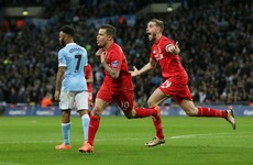 As it happened: Liverpool v Manchester City, Capital One Cup final