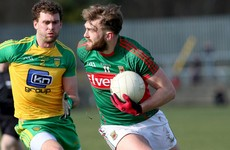 McLoone goal condemns Mayo to third successive defeat