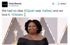 This website thought Whoopi Goldberg was Oprah on the Oscars red carpet