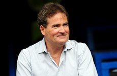 Richard Keys met Sepp Blatter and Twitter was not impressed