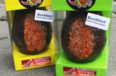 Buckfast Easter Eggs are the perfect gift for someone who enjoys chocolate and booze