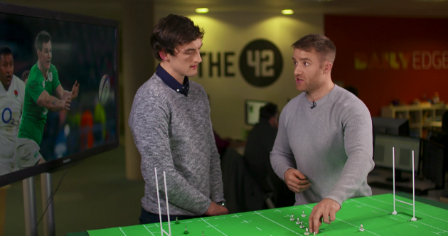 The42 Six Nations Show: Luke Fitzgerald joins Murray Kinsella to analyse Ireland's performance in London