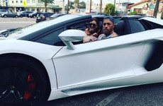 Conor McGregor has been trying out some new cars before his Vegas fight… the Dredge