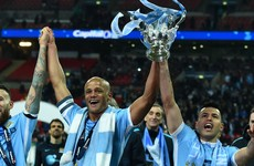 'It's almost as if we have nothing to lose' - Kompany