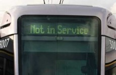 Luas drivers will strike on Easter Sunday and Monday