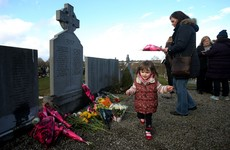 Public asked to lay flowers on graves of Magdalene women for Mother's Day