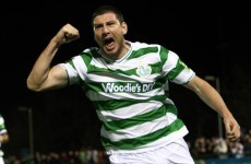 Shamrock Rovers clinch league title with dramatic late, late winner