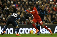 As it happened: Liverpool v Man City, Premier League