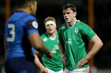 Inspirational Ireland U20 lock Ryan brushes off O'Connell comparison