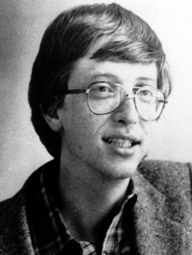 The rise of Bill Gates, from Harvard dropout to richest man in the world