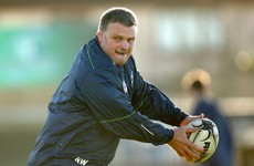White, Muldoon and Marmion to start as Connacht head to Murrayfield