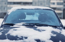 Snow-ice warning issued for tonight