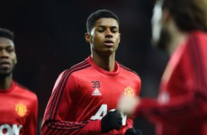 'I've been watching him for two years' – Hodgson not ruling out Rashford for Euro 2016