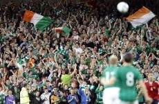 Irish fans prepare for Tallinn ticket disappointment