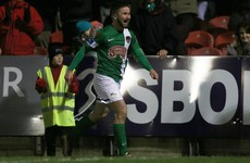 New signing Maguire lights up Leeside as debut brace earns Cork City three points against Bohs