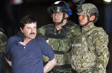 Drug lord El Chapo snuck into the US twice while on the run, daughter claims