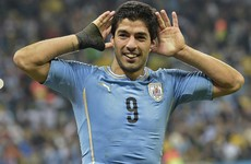 Defenders beware! Suarez set for international return against Brazil after serving biting ban