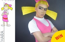 This drag queen is showcasing some amazing 90s cartoon looks on Instagram
