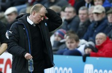 Newcastle boo-boys call for McClaren's sacking after another loss, Man City stuff Villa