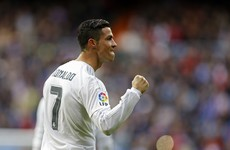 Zidane defends Ronaldo after he's jeered by his own supporters