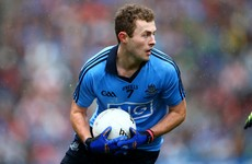 Dublin confirm that Jack McCaffrey will miss championship as he heads to Africa
