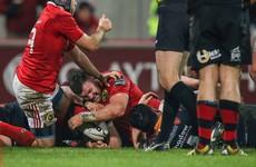 Dave Kilcoyne inspires Munster to convincing Pro12 win