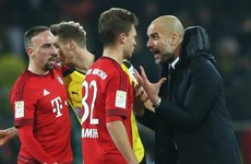 'I love this kid' - Guardiola explains his passionate post-match exchange