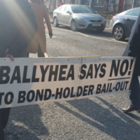 After five long years, Ballyhea will march to say �No� for final time today
