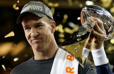 Peyton Manning confirms retirement – Denver Broncos