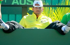 Kyrgios hits back at Tomic after compatriot accuses him of faking illness